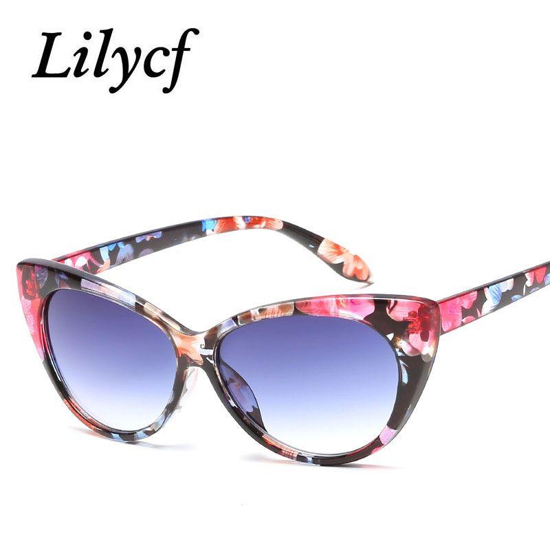 2020 Новая индивидуальность Модные солнцезащитные очки Трендовые Cat Eyes женские модели Круглые очки Женские Марка Cолнцезащитные очки UV400