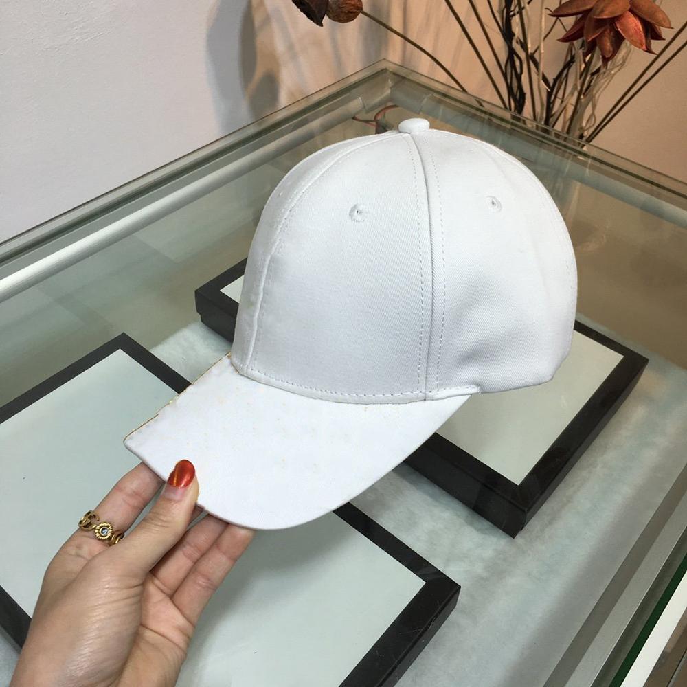 2020 Bonnet de baseball en plein air de marque de marque populaire de marque Populaire Sun Hip Hip Hop Hip Hop Luxury Hommes et Femmes Capsy