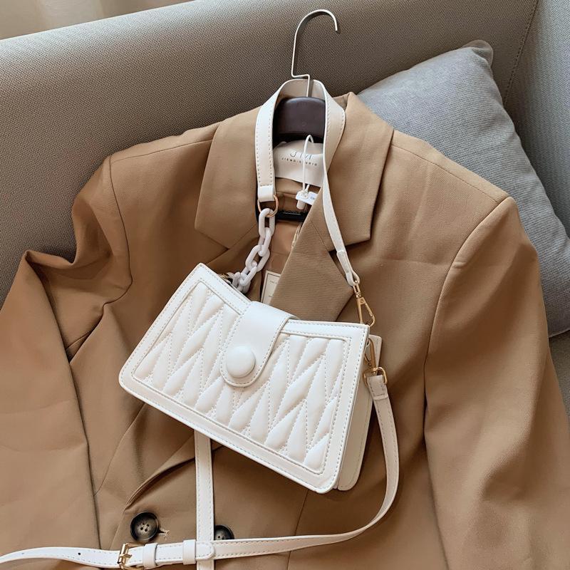 Moda Pequeña Pequeña Mujer Bolsa / Crossbody Bag Square Bag Sling 2020 Uvlfo