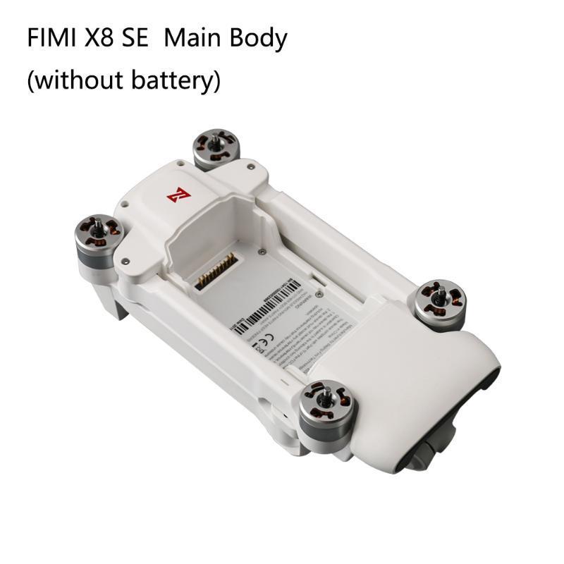 FIMI X8 SE RC quadcopter Pièces de rechange principales corps avec Hélices sans batterie