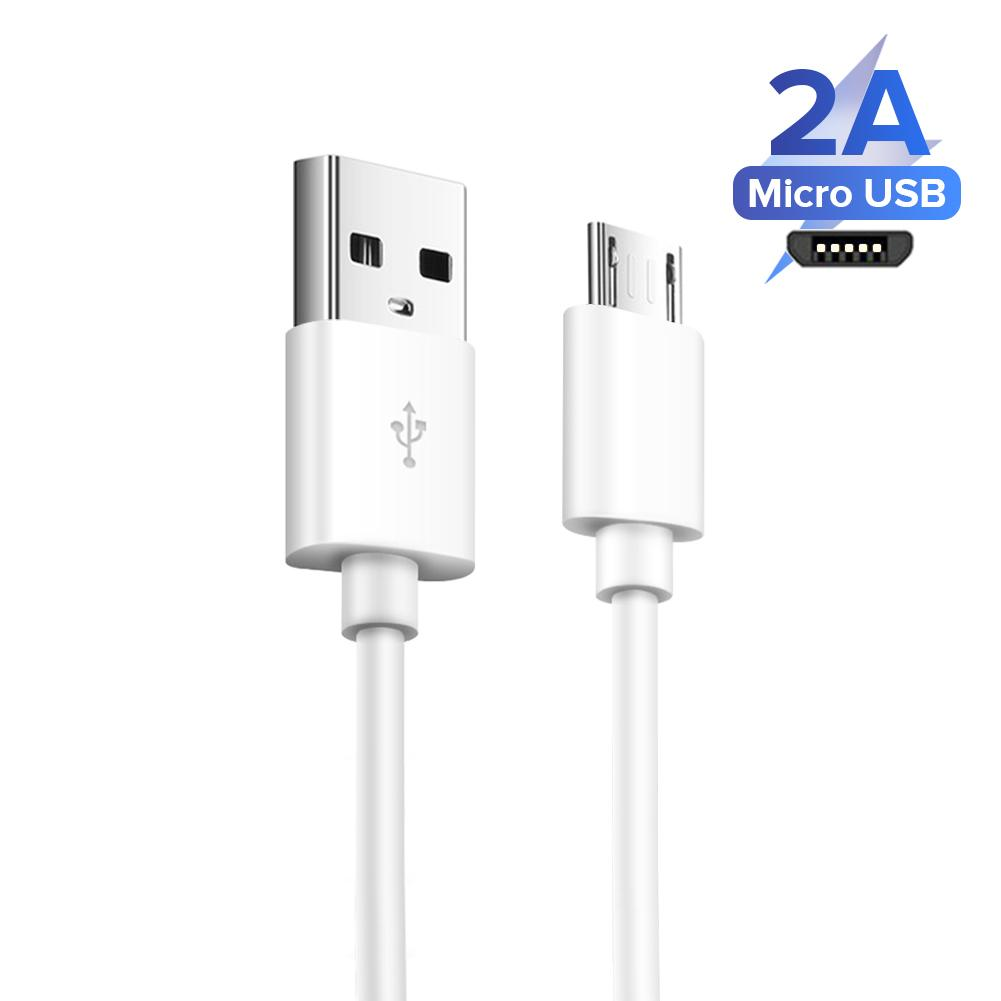 25 centímetros 1m 1,5 m 2m 3m Micro USB Carregar chumbo Cabo Para Samsung Huawei Sony ZTE