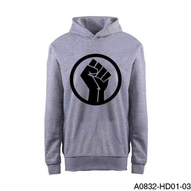 Black Lives Matter Funny Hoodies Mens Hoodie Sweatshirt Hooded Men/Women Hoody