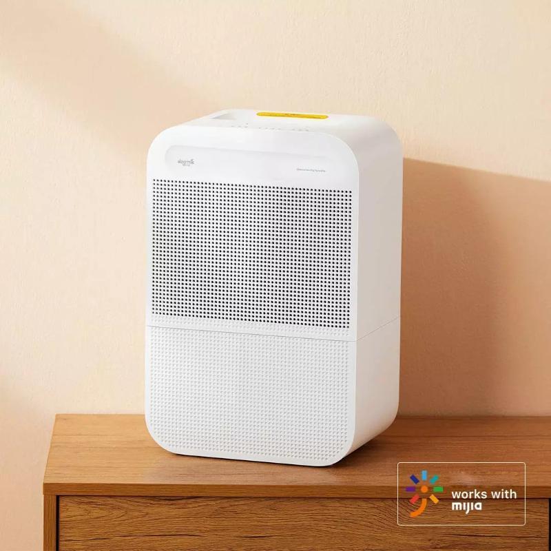 DELMAR Mist-Ücretsiz Nemlendirici Ev Sessiz Yatak Odası Ile Su ve Klima Hamile Kadınlar ve Bebek Hava DEM-CT500