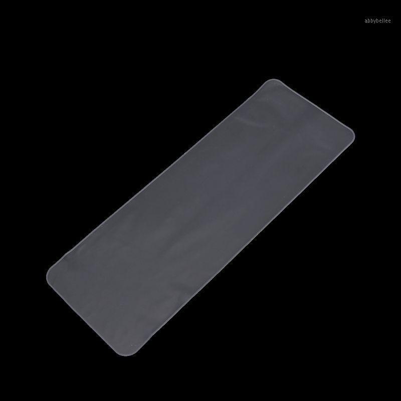 """Copertina della tastiera Protezione universale Keypad della pelle impermeabile Tastiera trasparente Pellicola Protettiva Silicone Notebook Laptop PC Computer 15 """"95AD1"""