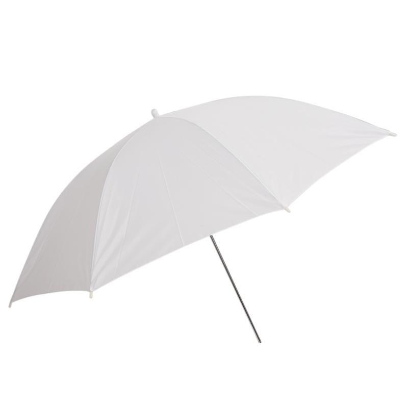40 pouces / 103cm Blanc Translucide Flash pour tendre Umbrella ou Studio