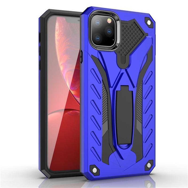 حالة الهاتف المحمول مع قوس ل iphone12pro XR XS MAX 7 8Plus 11Pro حالة الهاتف للماء