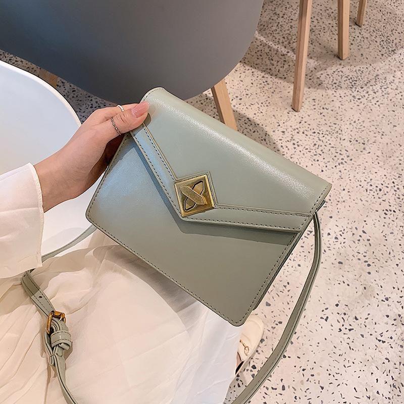 2020 designer sacs à main sacs de téléphone sacs petite épaule simple d'épaule de haute qualité chaîne en cuir PU Chaîne mobile Femme Square Cgrju