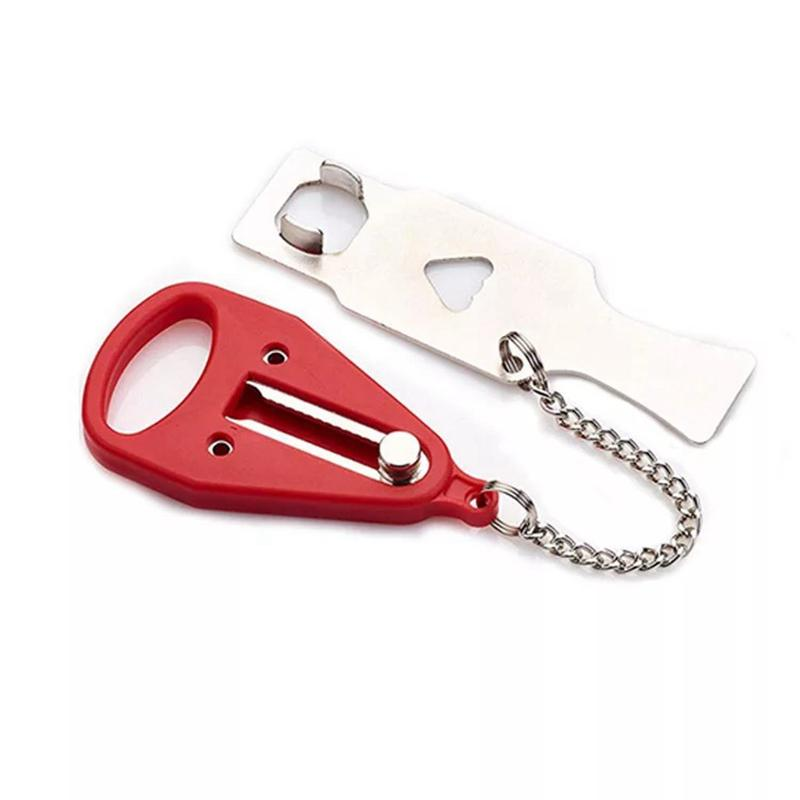 المحمولة قفل باب السلامة يحل محل قفل السفر المتوافق مكافحة سرقة الأمن الخصوصية فندق غرفة المنزل أقفال الباب LLA307