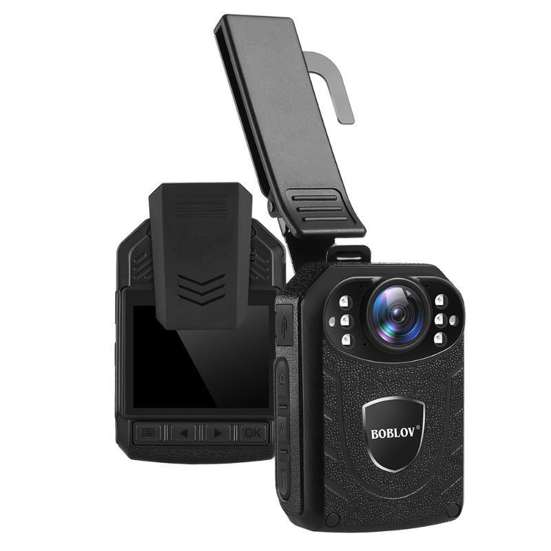 미니 카메라 Boblov KJ21 바디 카메라 1296P DVR 비디오 레코더 보안 Policia Cam IR Night Vision Vigilante de Seguridad