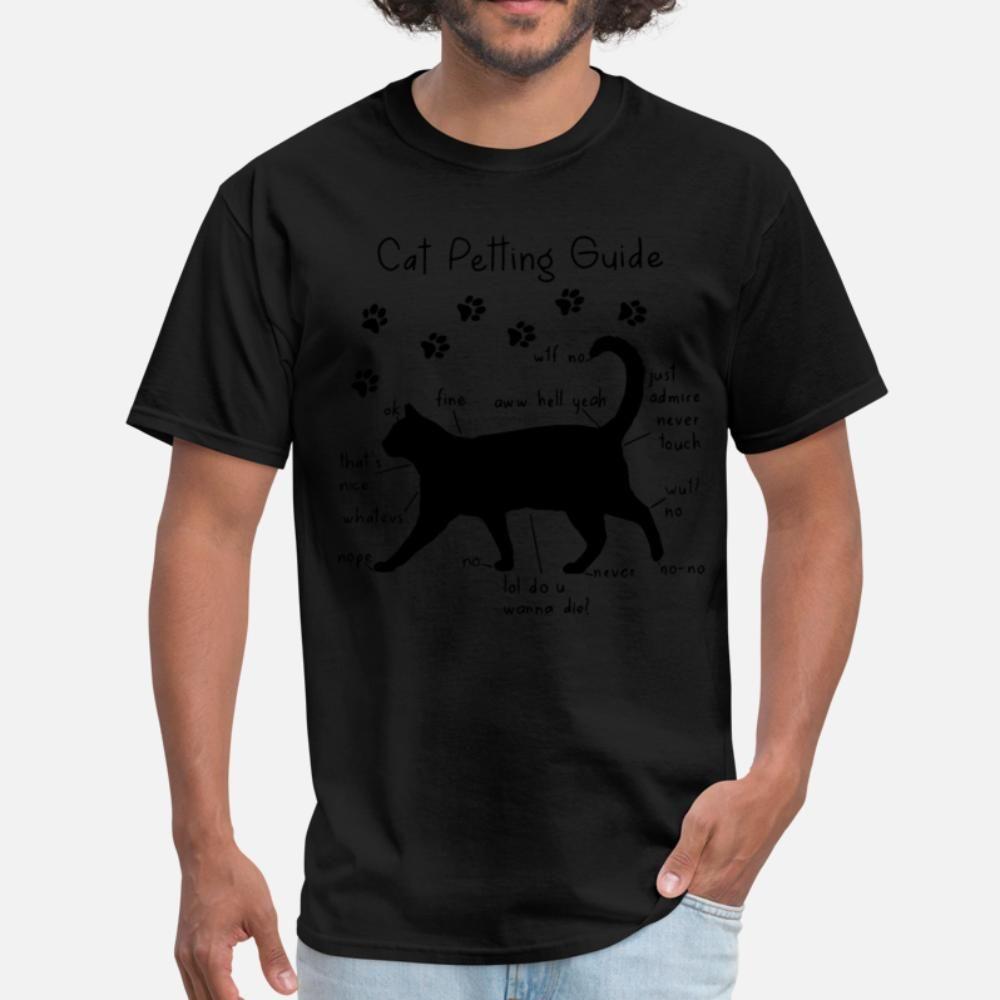 guia carinho gato que é agradável whatevs NoPE quero camiseta Diy Preto Plus Size Treino camisola do Hoodie