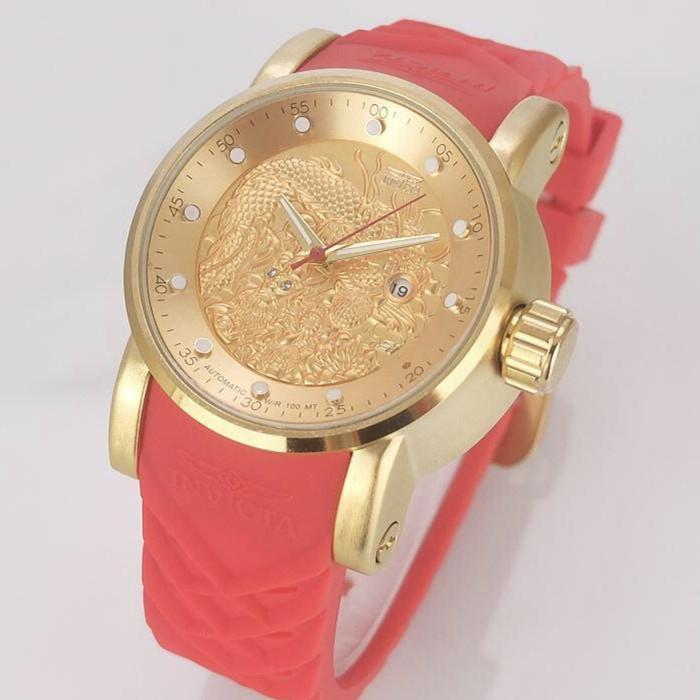 INVICTA Luxury Brand Fashion Men Quartz Watch Calendar Waterproof Multifunctional Leisure Sports Watchs Reloj de hombre