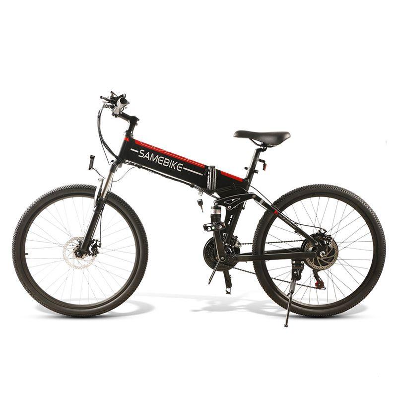 Samebike LO26 48V 500W electric mountain bike