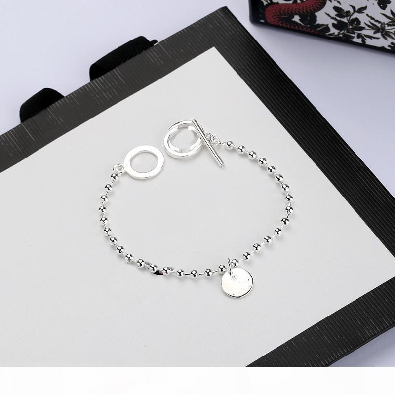 Neues Zubehör Armband für Unisex Top Qualität Silber Überzogene Armband Persönlichkeit Charme Armband Modeschmuckversorgung