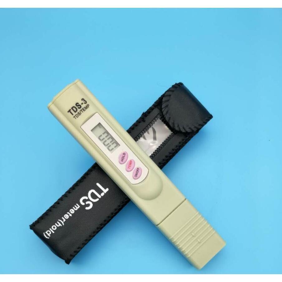 PH TDS Metre Test Cihazı Taşınabilir Kalem Dijital 0.01 Yüksek Doğru Filtre Ölçüm Su Qualit WMTMUU HOMES2007