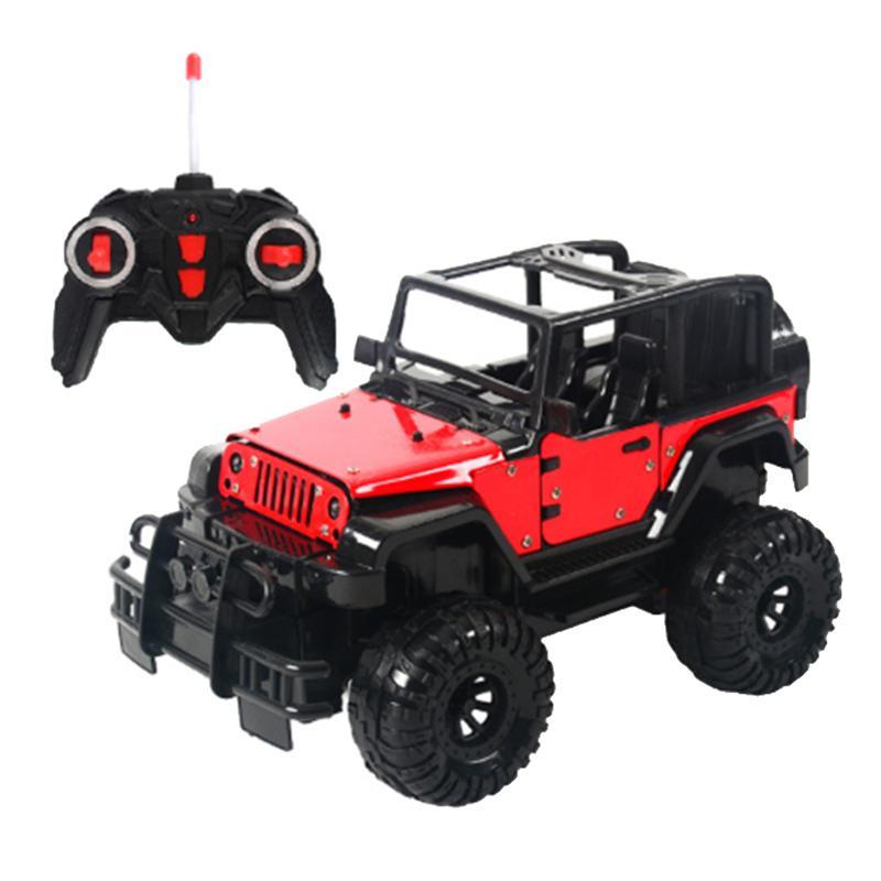 01:18 RC Super Big route à distance SUV hors route du véhicule radiocommandé voiture électrique jouet Dirt Bike