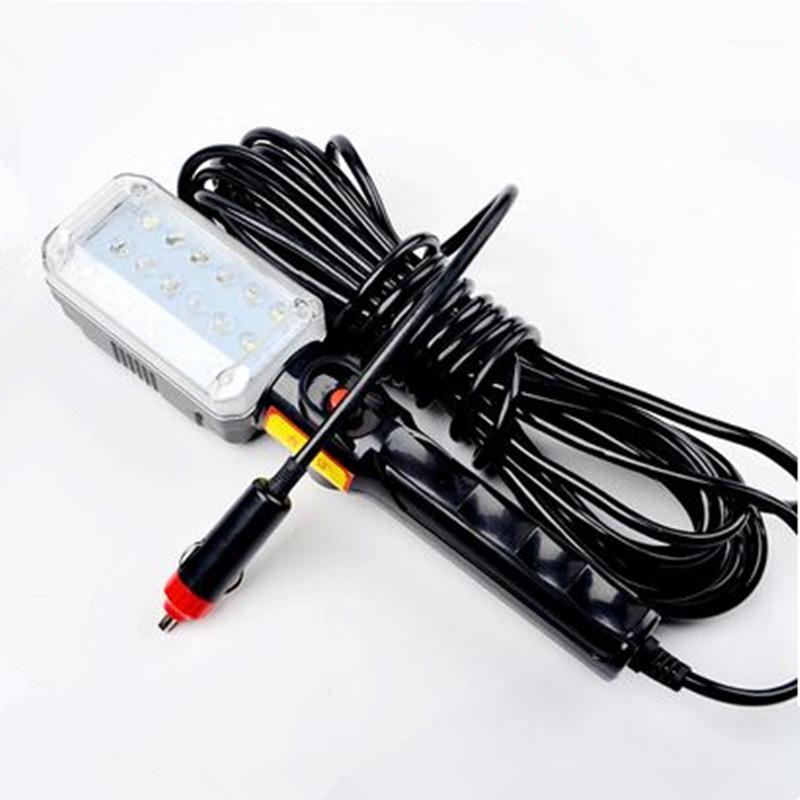 الفوانيس المحمولة LED مصباح العمل يسلط الضوء على موفرة للطاقة فحص السيارات ضوء الجهد المنخفض 12V-85V حالات الطوارئ إصلاح السيارات مصباح 1