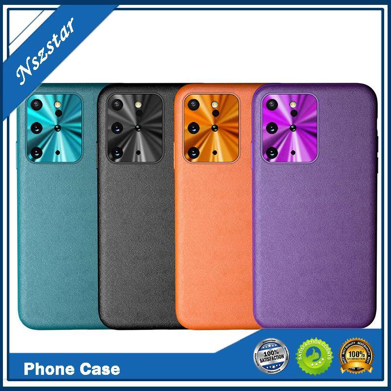 Sansung S9 S10 S20 Artı Not9 10 Pro Cep Telefonu Kılıfı Deri Herşey Dahil Anti-Güz Cep Telefonu Kapak