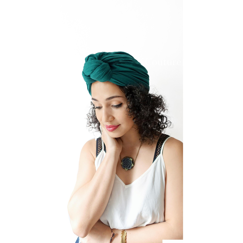 البوهيمي أزياء المرأة قبعة عقدة القطن أغطية الرأس سيدة بيني كيسبان القبعات acce sqcnsb dh_seller2010