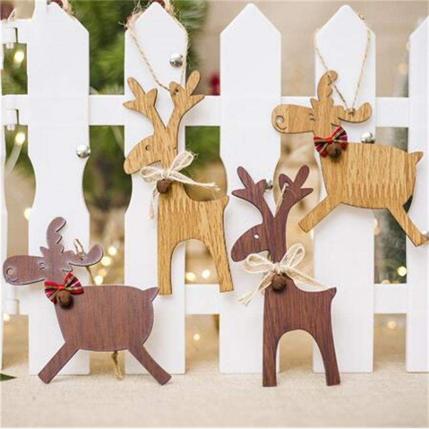 Dekoration Weihnachtsschneemann-hängende Ornamente Geschenk Weihnachtsmann Elch-Ren Nettes Spielzeug-Puppe Hang Dekorationen