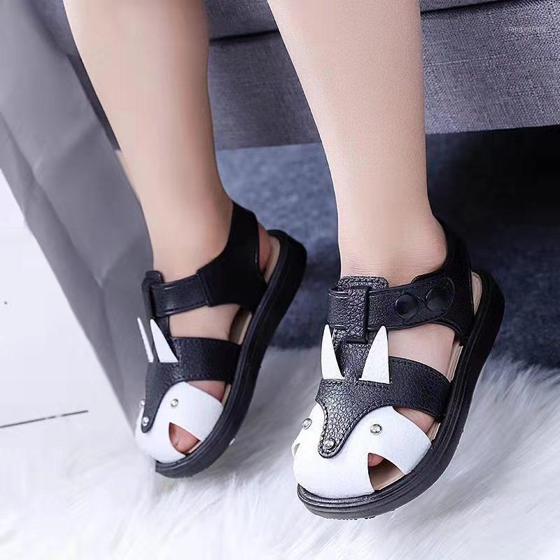 Summer baby sandals for girls boys soft bottom cloth children shoes fashion little kids beach sandals toddler shoes1