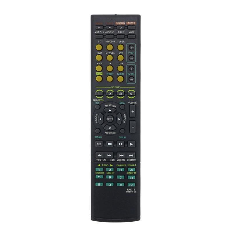New Ersatz Fernbedienung Rav315 Für Htr6040G Wk22730Eu Rx-V461 Htr-6050 Rx-V650 Heim o