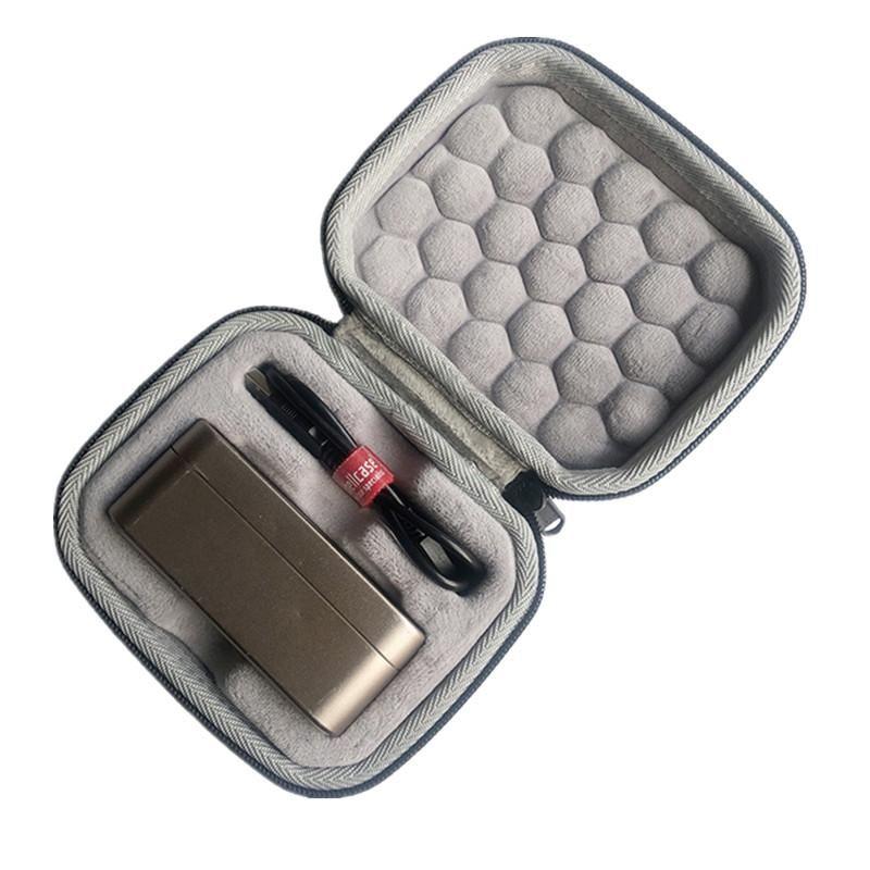 Cassa da trasporto della scatola di immagazzinaggio della scatola per Sony WF-1000X Noise Cancelling Bean Banes Vero auricolare senza fili Sacchetto protettivo