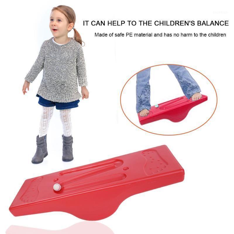 Board Sensory Integration Training Kids Childhood Toys Kid Rocking Seesaw Board Kid Indoor Outdoor Activity Game1