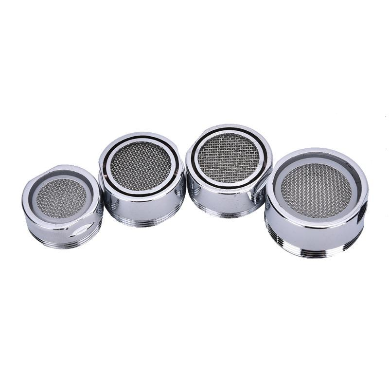 Горячая распродажа Water Bubbler Swivel Head Eseation Tap Faucet Aerator Connector Diffuser сопла Filter Mesh Adapter 20 / 22/24/28mm