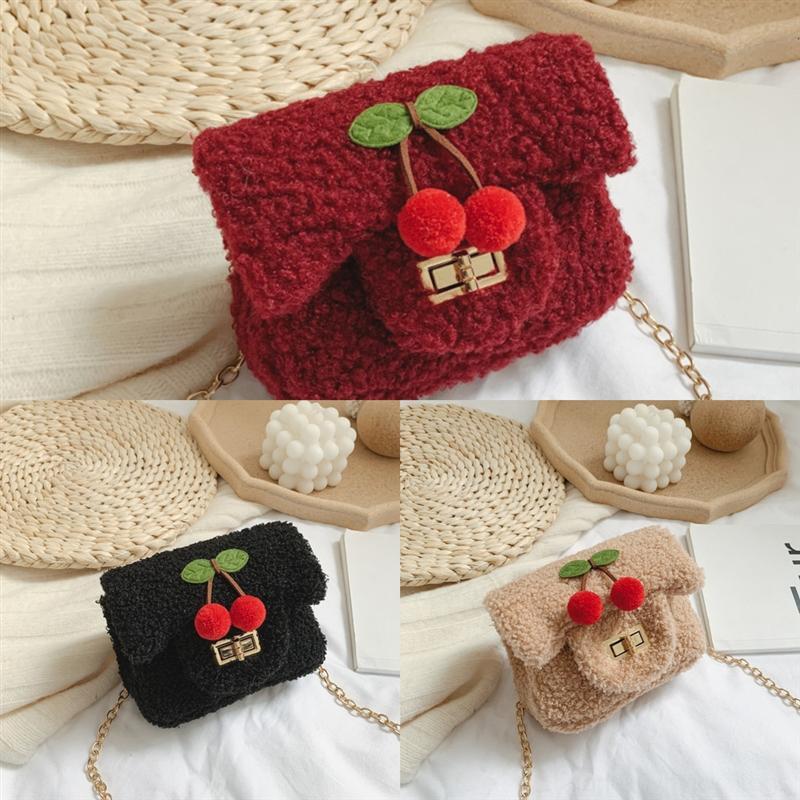 Handbag Luxurys Girl Original Montaigne Bag Women Rc8rh BB Bags Child Tote Bags Real Leather Designers Cherry Cute Handbags Plus Genuin Uone