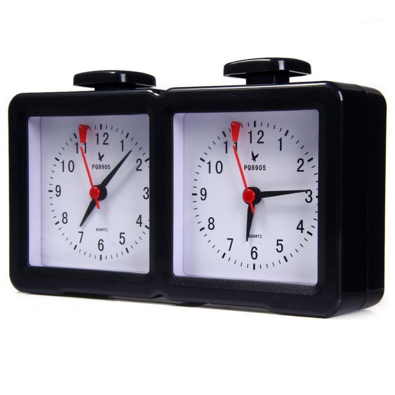CARZ Analog Chess Clock I-Go Отсчитывается Таймер вниз для игрового конкурса1 Другие часы Аксессуары