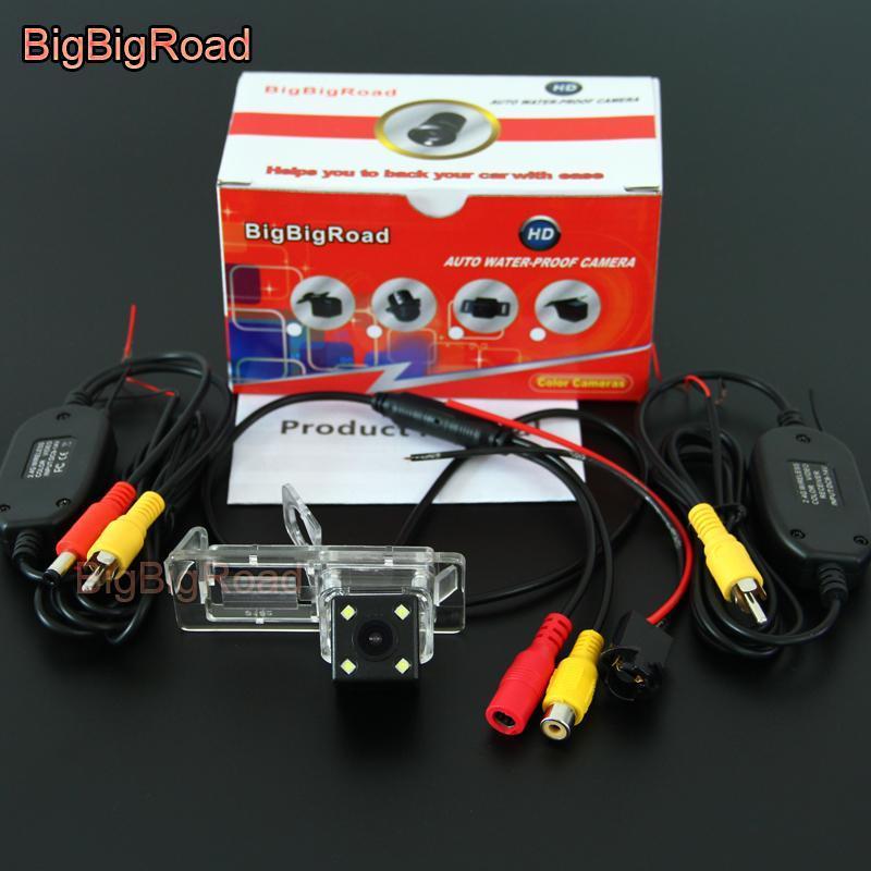 BigBigRoad Für Twingo 2 II / Laguna 03.02 X91 VelSatis X7 2007 2008 2009 2010 2011-2013 2014 Rückfahrkamera