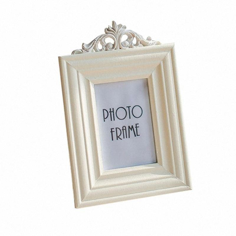 Personalised European Style Wooden Photo Picture Frame WP008 u5QE#