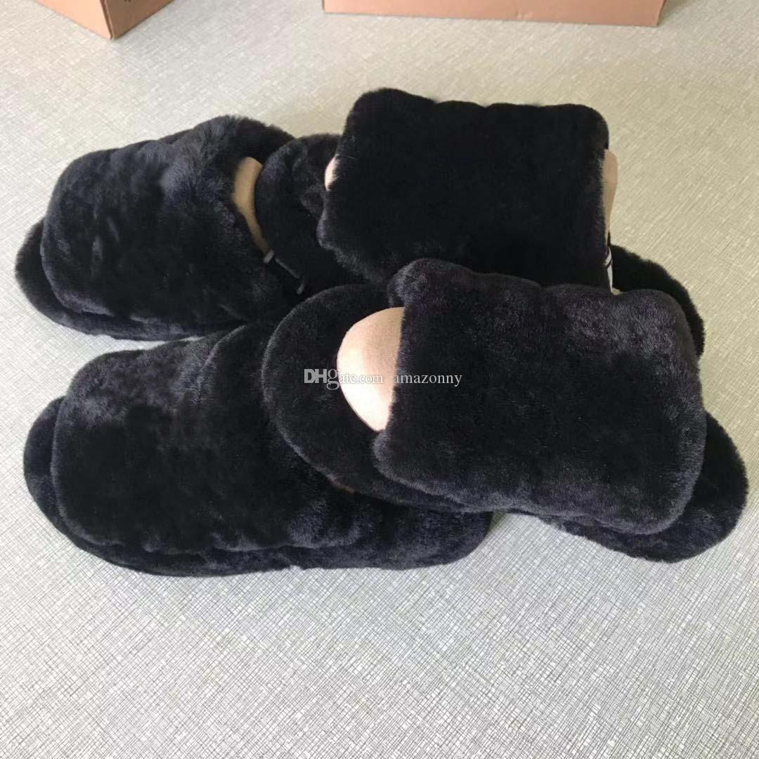 Xmas Nova Mulher Kids neve Chinelos Botas da forma do inverno Bota Sandals Classic Mini tornozelo meninas das mulheres Sapatinho senhoras curta sapatos cor de rosa preto