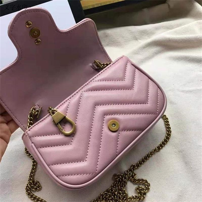 مصمم حقيبة يد المرأة حقيبة كتف قلوب جودة عالية مطرزة الأزياء رفرف
