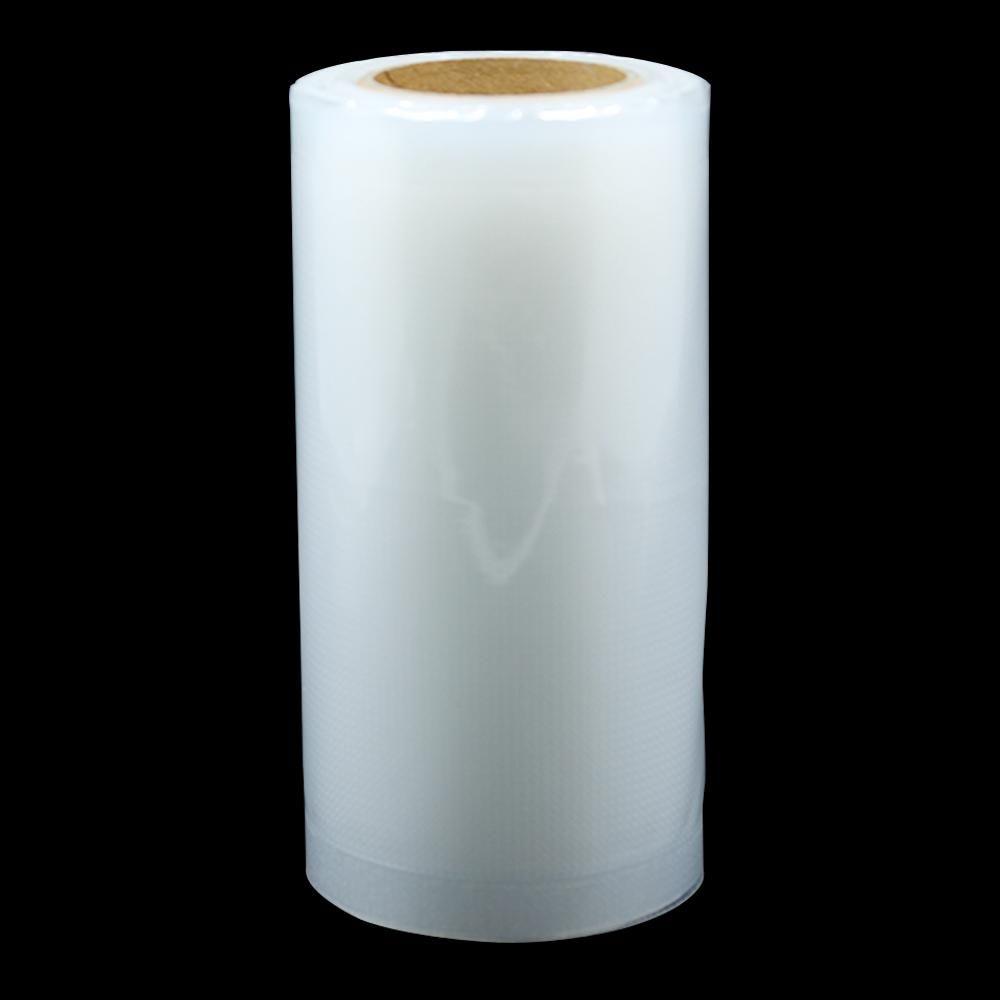 3 Rolls Temossed нейлоновая пластиковая вакуумная упаковочная упаковка роллы пищевые экономии полиэтиленовые пакеты тепловое уплотнение для овощных фруктов фасоль 8 размеров H Bbyaru