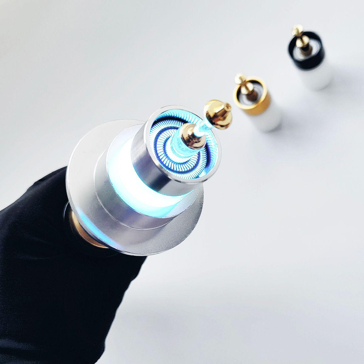 X-TREXSaber Blade Fiş Işıklandırıcı Metal Hollow Baskı Için 1 Inç Çapı Q0113