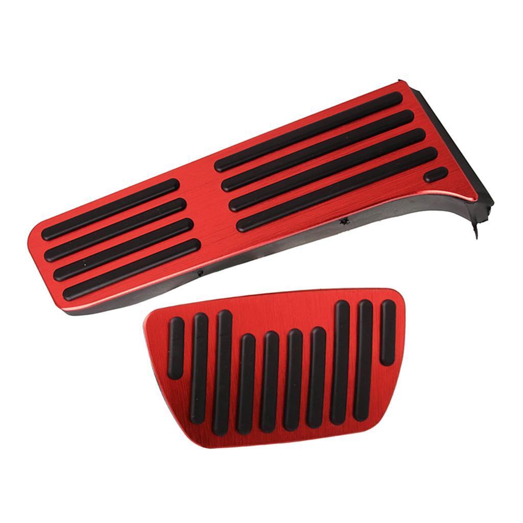 Педаль акселератора Алюминиевая крышка сцепления колодки для Toyota RAV4 2019 2020 Автоаксессуары автомобиля