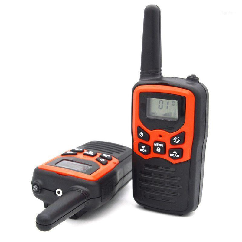 Walkie Talkies for Adults Long Range 6 Pack 2-Way Radios Up to 5 Miles Range in Open Field 22 Channel FRS/GMRS Walkie Ta1