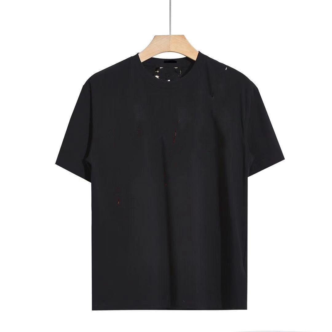 Designer casaco masculino letra t-shirt flash impressão moda t-shirt homens e mulheres t-shirt de manga curta luxo2021 ###