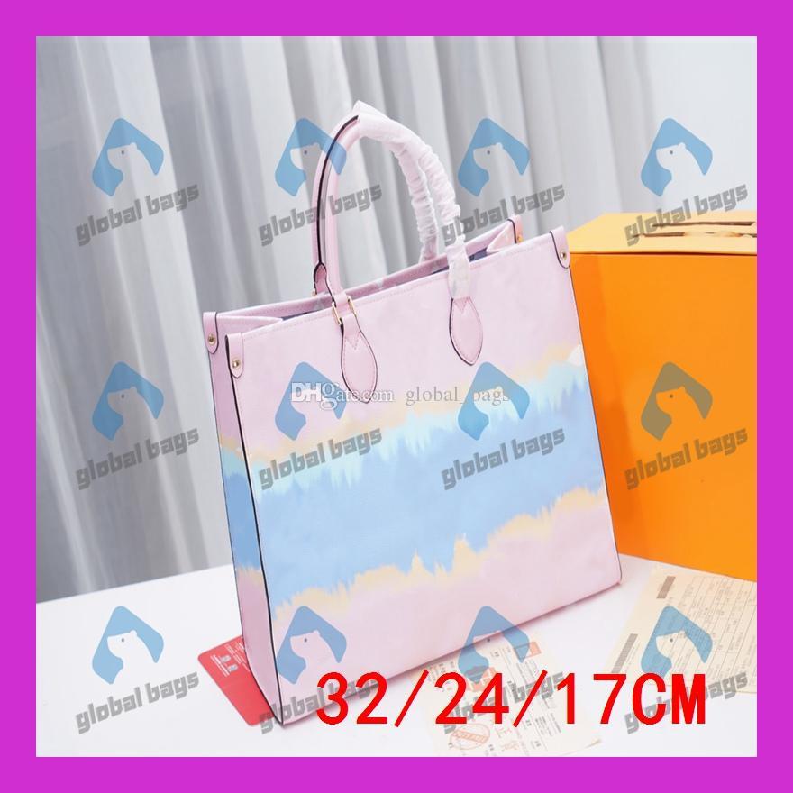Frauenbeutel Handtaschen Sattel Bereich für Taschen Totes Satteltasche Mode Handtasche Tote transparente Beutel Taschen japanischen und koreanischen Stil einfach