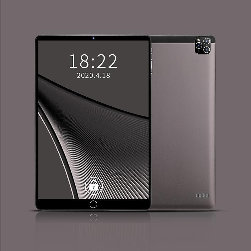 Tablet PC 10.1 '' Métal avec processeur à huit cœurs 1280 * 800 Résolution 2GB + 32GB Mémoire Dual Cameras SIM Prise en charge des appels 2G / 3G
