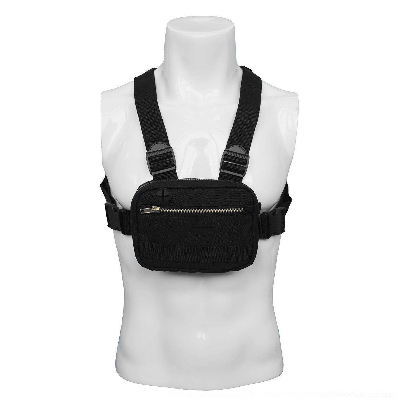 ECO1 2020 Fanny Pack Frauen Gürteltasche Leder Taille Tasche Mode Frauen039; S Reine Farbe Ring Brust Messenger PU Schulter Pochete Homem C25