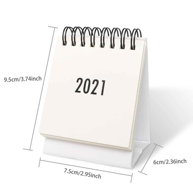 Mini Desk Calendar 2021 - Standing Calendar 2021 Desk/wall Calendar For Planning Organizing Dail sqcZYd sports2010