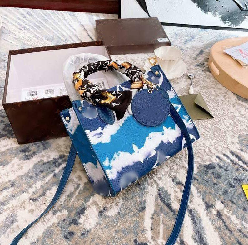 Luxe en cuir d'origine Sacs Femme Sac à main dames sac à main de mode sac fourre-tout femme Sacs à dos Shop Sac -00569 Les femmes doivent