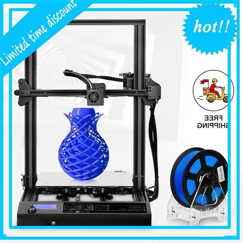 Дизайн 3D 310 * 310 * 400 мм Большой печатный Размер PDM Принтер FDM и PLA / ABS / PETG Нить 1,75 мм Быстрая прототипирование Творческий Подарок Игрушки.