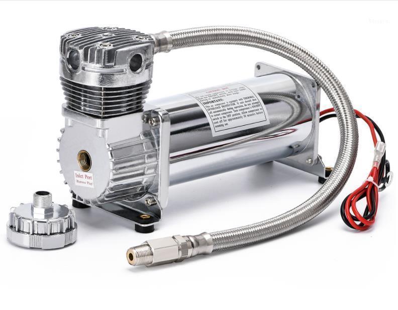 12 فولت سيارة ولاعة السجائر نوع مضخة الهواء ضاغط الهواء تعديل الشاسيه سيارة تعليق الإطارات الهواء مضخة