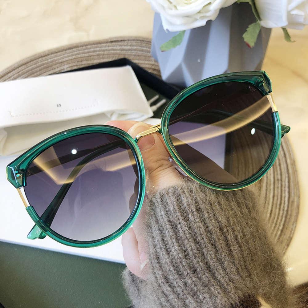 MS Изысканные женские поляризованные солнцезащитные очки Профессиональные солнцезащитные очки водителя Большие V анти ультрафиолетовые защитные очки