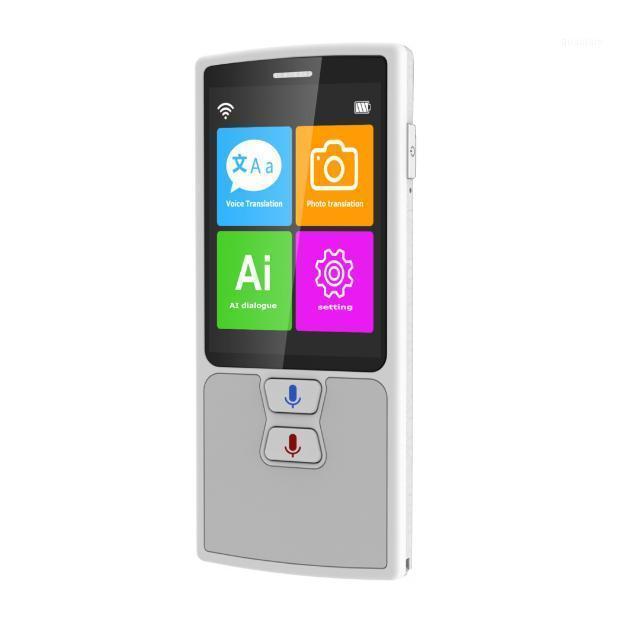 Inteligente Tradutor 76 Idiomas Voz com 2.4 polegadas Display Two Way Instant Po Tradução para aprender negócios de viagens me1