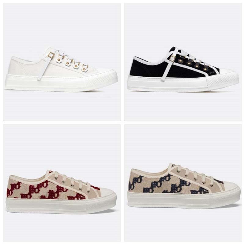 고전적인 품질 여성 신발 Espadrilles 스니커즈 인쇄 걷는 운동화 자수 캔버스 낮은 상단 플랫폼 신발 소녀 home011 09
