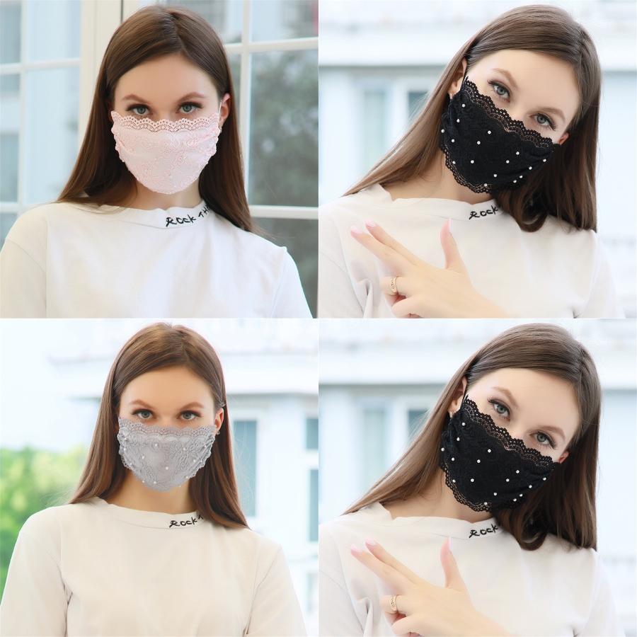 Reutilizáveis colorido Impresso Scuba Knitting Tecido Anti Rosto Pó Mask Cara # 829